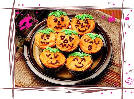 Halloween Cupcakes Pumpkins The Cupcake Universe