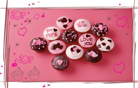 Love Cupcakes The Cupcake Universe